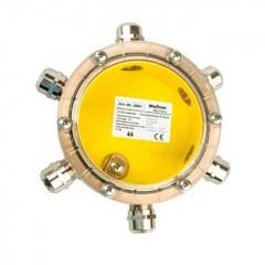 Подводная клеммная коробка Unterwasser-Verteilerdose 6-fach 6-12мм