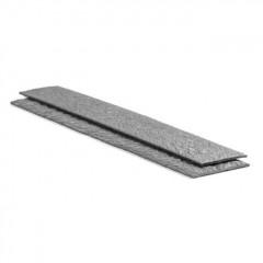 Крепежная лента Ecolat размер 14 см x 10 мм x 3 м, серая
