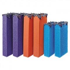 Комплект сменных фильтровальн. картриджей для BioTec Premium 80000