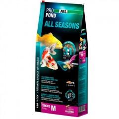 Корм для прудовых рыб JBL ProPond All Seasons M  S 5.8kg