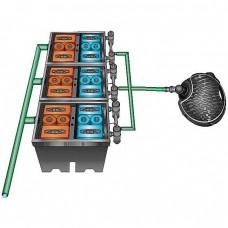 Фильтр для пруда Bio- System 3 с насосом