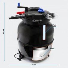 Напорный фильтр CPF-50000