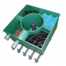 Многокамерный фильтр для водоема Center-Vortex 115