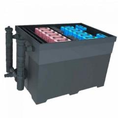 Проточный фильтр для пруда BIO-FILTER 130 с насосом