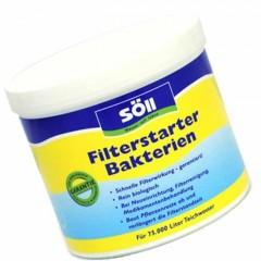 Бактерии системы фильтрации.