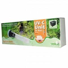 УФ-излучатель UV-C Unit 36W Clear Control 75/100 l, Giant Biofill XL