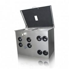 """Барабанный фильтр """"ITF-80 MKV BIO"""", с биокамерой"""