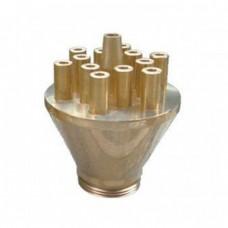 Многоструйная фонтанная насадка ZD40