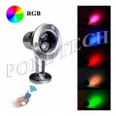 Подводный светильник 925LED (RGB)